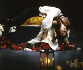 Romeo and Juliet in Death