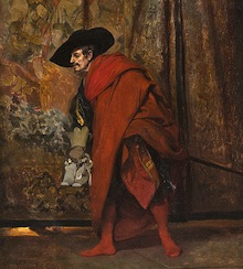 discussing hamlets speach with polonius essay The character polonius in shakespeare's hamlet no works cited in hamlet, polonius is a well-respected and important person it seems appropriate that he investigates and controls the behavior of his son laertes and daughter ophelia.